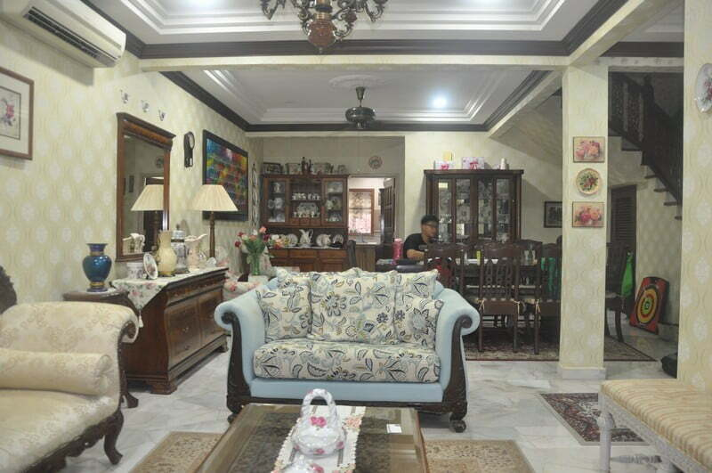 FULLY RENOVATED,DOUBLE STOREY TERRACE,BUKIT RAHMAN PUTRA,SUNGAI BULOH