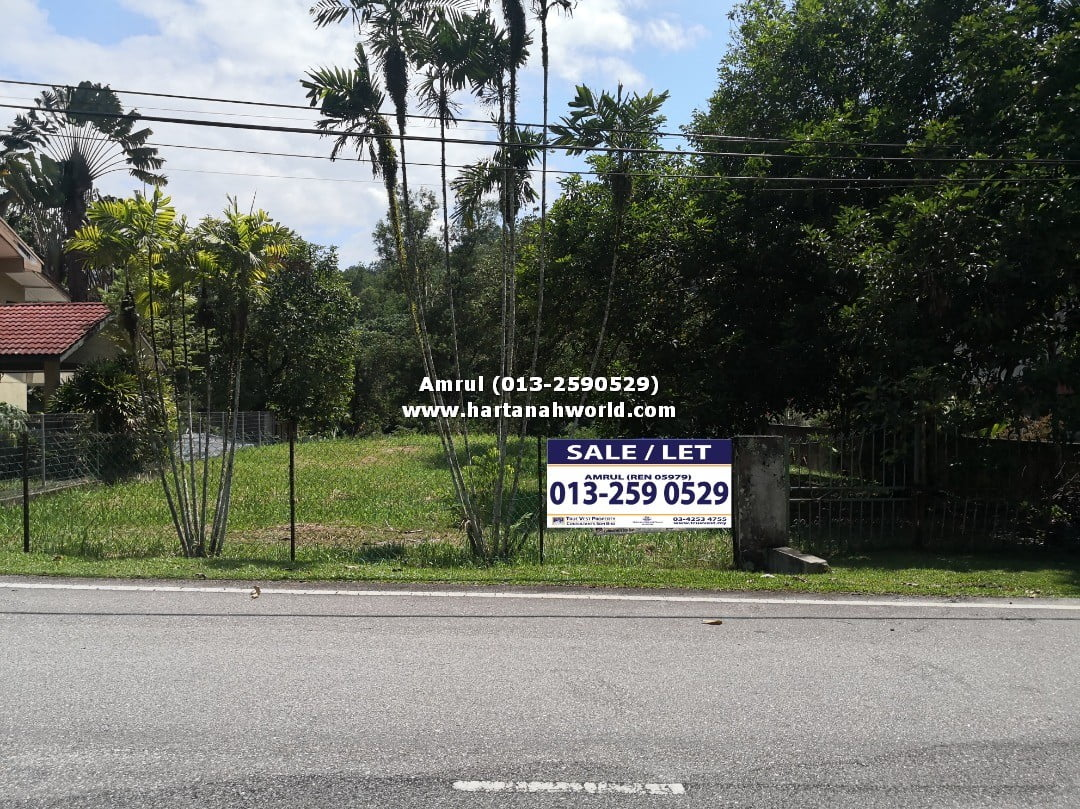 Residential Land For Sale in Kemensah Heights