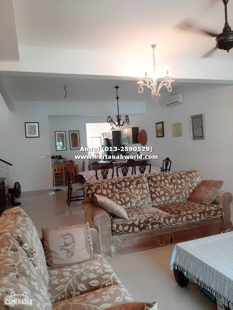 2.5 STOREY TERACCE HOUSE FOR SALE IN SERING UKAY AMPANG