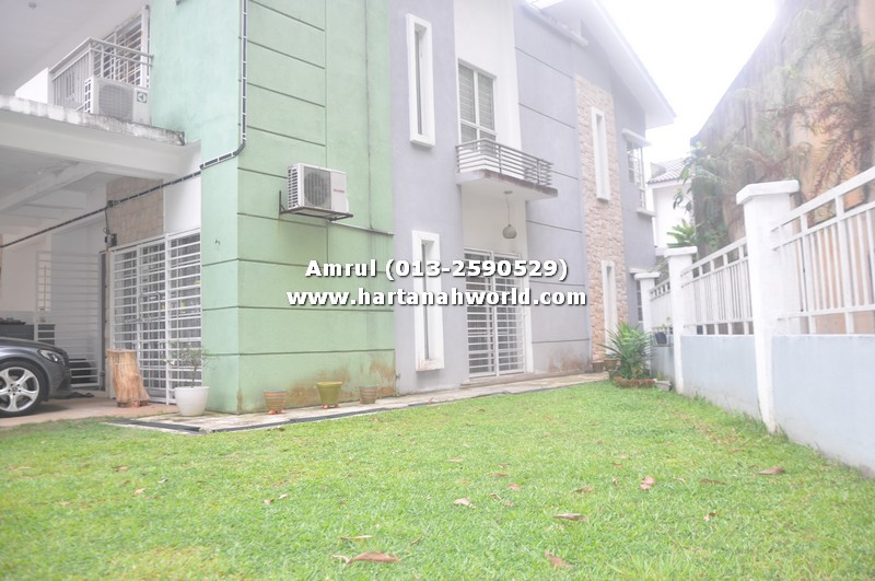 TAMAN UKAY PERDANA, 2 STOREY TERRACE CORNER FOR SALE