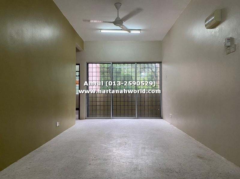 SRI RAYA APARTMENT, UKAY PERDANA FOR SALE