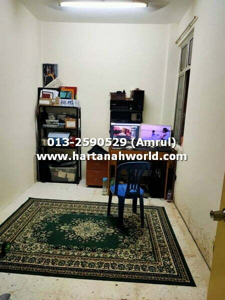 SRI WIRA APARTMENT UKAY PERDANA, AMPANG FOR SALE